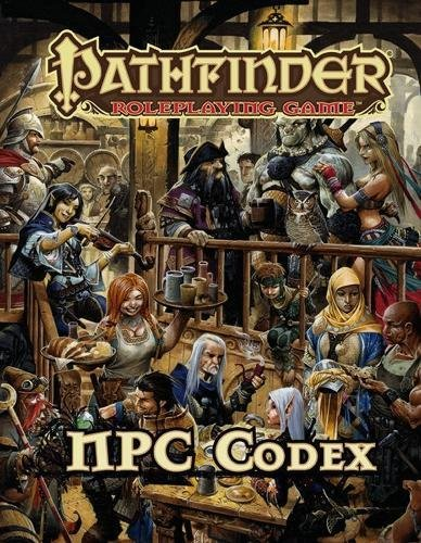 Pathfinder Roleplaying Game: NPC Codex (Game Roleplaying Pathfinder)
