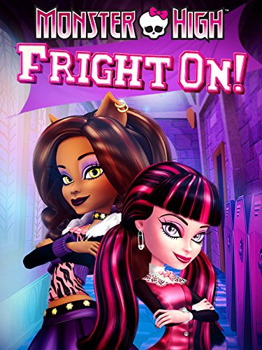 Image of Monster High: Fright On!