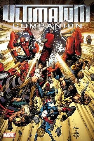 Ultimatum Companion by Brian Michael Bendis (2011-06-29)