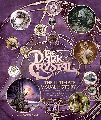 Dark crystal ult visual history HC por Caseen Gaines