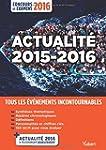 Actualit� 2015-2016 - Concours et exa...