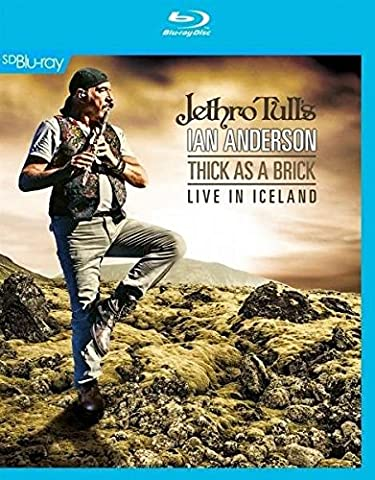 Jethro Tull Thick As A Brick - Thick As a Brick - Live in