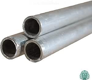 Alurohr Ø16x1.5-100x3mm AlMgSi0.5 Profil 3.3206 Aluminium Rohr Modellbau 6060 Ru