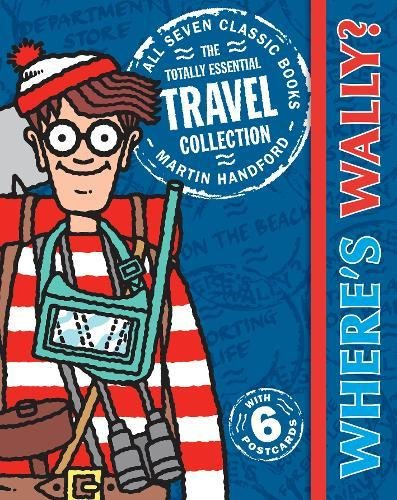 Where's Wally? The Totally Essential Travel Collection por Martin Handford
