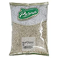 Purna Whole Bajra - 1 kg Green