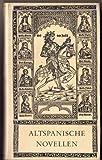 Altspanische Novellen - Juan Manuel von Kastilien