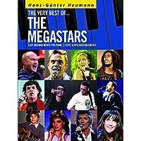 The Very Best of the Megastars. Leichte Klavierarrangements
