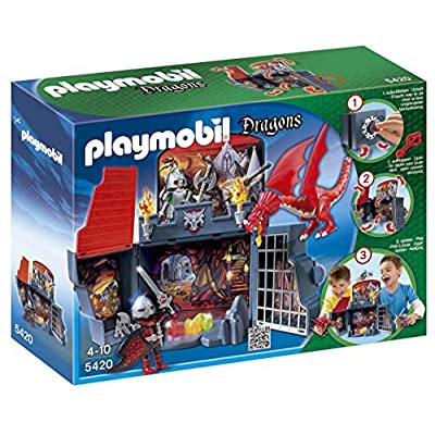 Playmobil Dragons 5420 My Secret Play Box Dragon