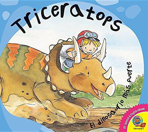 Triceritops (Triceratops) (Av2 Dinosaurs) por Anna Obiols
