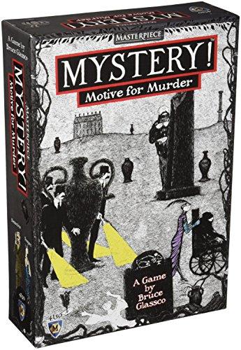 Mayfair-Gioco per Murder Mystery! motivo gioco di carte