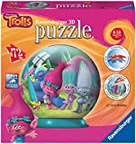 Ravensburger 12197 Trolls 3D Jigsaw Puzzle - 72 Pieces
