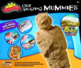 #6: Scientific Explorer Our Amazing Mummies Model Kit, Multi Color