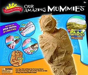 Slinky Science Amazing Mummies Kit