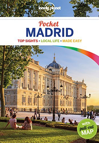 Lonely Planet Pocket Madrid (Travel Guide) by Lonely Planet (2016-01-19)