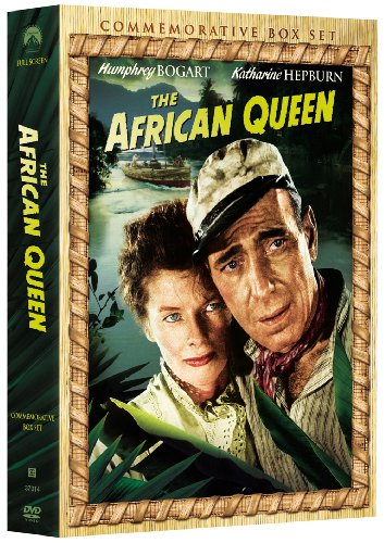 Humphrey Bogart African Queen (The African Queen (Commemorative Box Set))