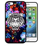 sans Coque Iphone Samsung Kenzo Flowers Etui Housse (4 4s)