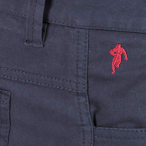 Ruckfield - Pantalon bleu marine 5 poches Ruckfield - Bleu Bleu