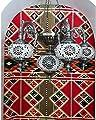 Orientalischer Mosaiklampe Kronleuchter Deckenlampe Orientalische Lampe Brauntöne Orient-Designs
