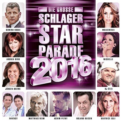 Die Grosse Schlager Starparade 2016,Folge 1