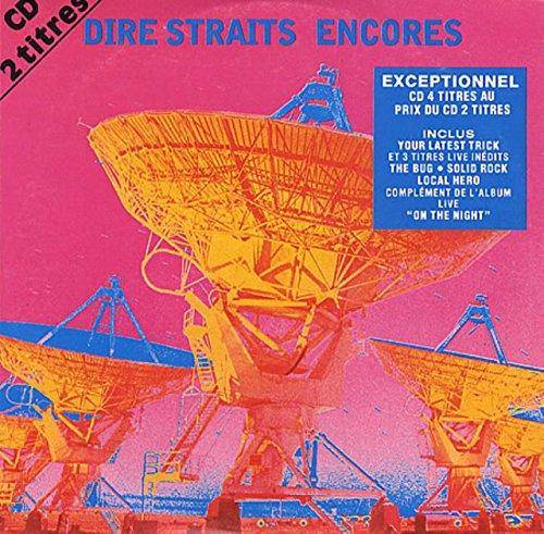 Encores (Ed.Limit'E 4 Titres) Incl. In'Dits