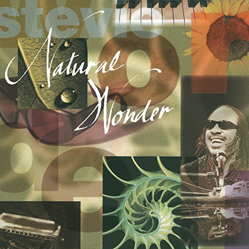 Natural Wonder-Live (Wonder-live-cd Stevie)