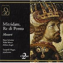 Mozart : Mitridate. Hager, Schreier, Moser, Auger