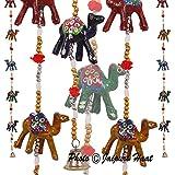 Jaipuri haat Handcraft Rajasthani Camel Door hanging - set of 2
