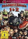 DVD Cover 'Drachenzähmen leicht gemacht 1 und 2 Doppelbox [2 DVDs]