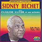 Sidney Bechet At The Salle Pleyel