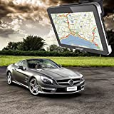 """CARCHET® 7"""" GPS système navi 8G RAM 128MB MTK MP3 MP4 voiture Europe Occidentale AW-704"""