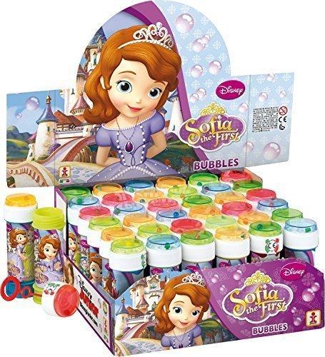 or 6 Blumentöpfe von Mädchen Kinder Sofia The Erstens Blasen Prinzessin Party Erbeute Beutel Füllstoffe Spielzeug - Sofia, 6 Pots ()