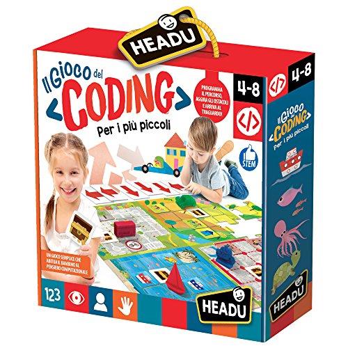 Headu - il Gioco del Coding, IT20621