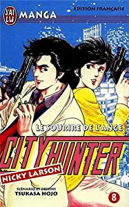City Hunter - Nicky Larson Edition simple Tome 8