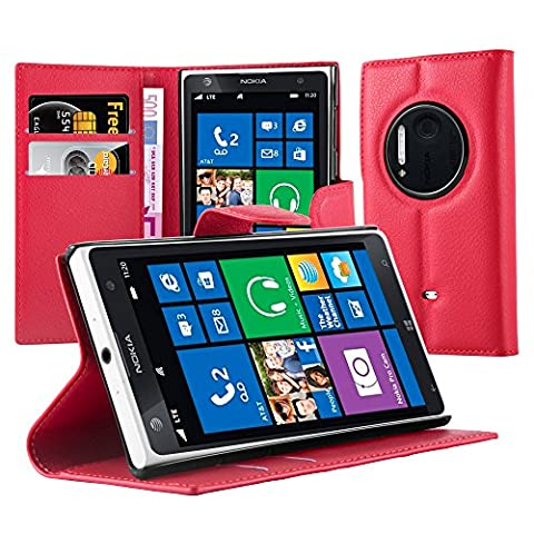 Housse Protection Nokia Rouge - Cadorabo - Etui Housse pour > Nokia