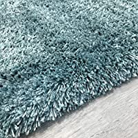 Luxor Duck Egg Blue by Modern Style Rugs
