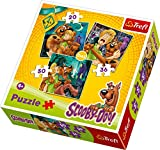 3in1 Look out! Ghosts! Scooby Doo Puzzle