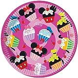 Assiettes 23cm- Disney Mickey Mouse