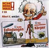 Ich weiss was! Albert E. erklärt: 1. Große Erfindungen / 2. Den menschlichen Körper