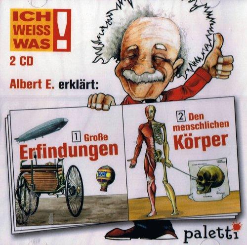 Doppel-körper (Ich weiss was! Albert E. erklärt: 1. Große Erfindungen / 2. Den menschlichen Körper)