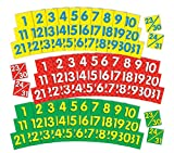 Best Scholastic Amis Fournitures - Les enseignants ami TF-5402 Calendrier Dates Pocket Chart Review