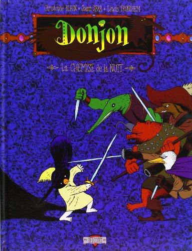 Donjon Potron-Minet, tome 99 : La Chemise de nuit