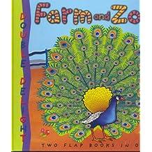 Farm and Zoo (Double Delight) by Mary Novick (2007-07-01)