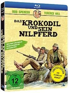Das Krokodil und sein Nilpferd (exklusiv bei Amazon.de) [Limited Edition] [Blu-ray]