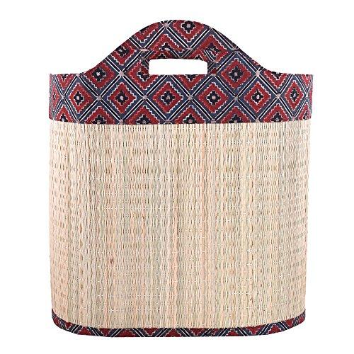 jupiter gifts and crafts grass made basket