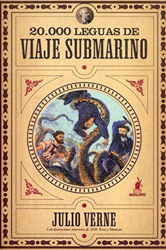 20000 leguas de viajes submarinos por Julio Verne