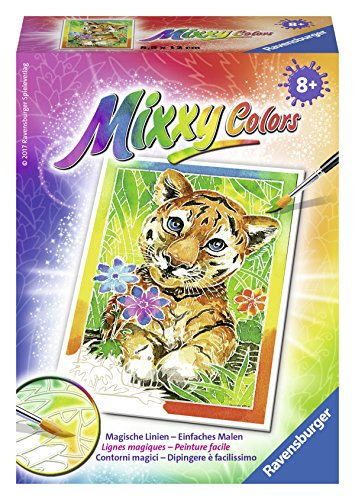 Ravensburger Mixxy Colors 29104 - Tigerbaby