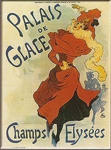 Targa metallica 20x15 cm poster palazzo dello specchio for Specchio 1900