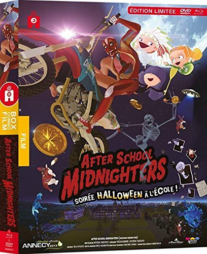 After School Midnighters - Edition Limitée Blu-ray/DVD [Combo Blu-ray + DVD - Édition Limitée]