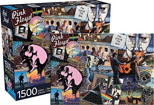 Pink Floyd Collage 1500 pezzo di puzzle (nm)