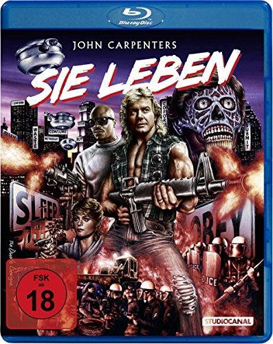 Sie leben [Blu-ray] (Erstaunliche Sie Bild, Das)